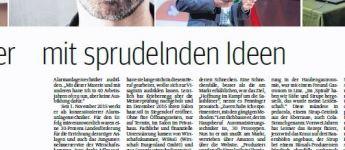 Interview Kurier